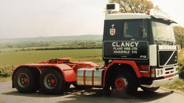 Old CP Lorry