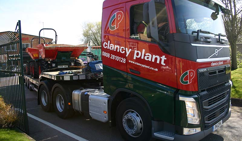 Our Company - Lorry